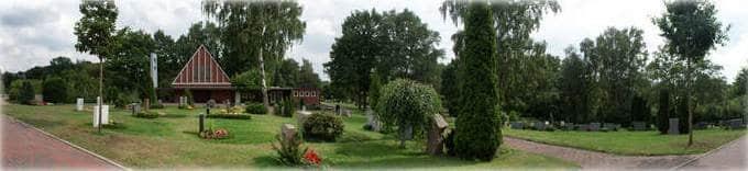 Südfriedhof Trittau