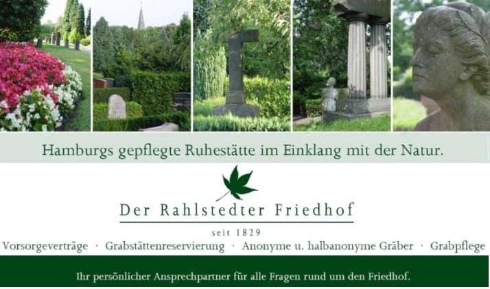 Der Rahlstedter Friedhof